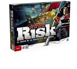 juego de mesa risk ( estrategia )