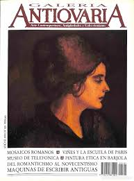 [Revista] Galeria Antiquaria, 105 (abril 1993).