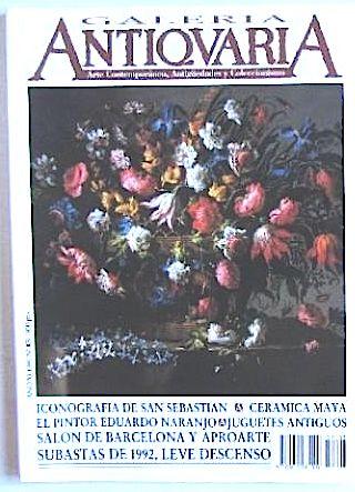 [Revista] Galeria Antiquaria, 103 (febrero 1993).