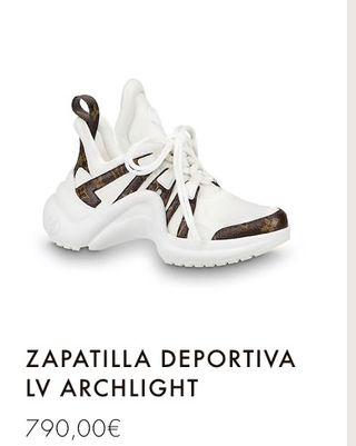 Zapatos de un solo uso.