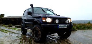 Mitsubishi Montero 1997 4x4