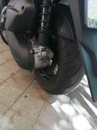 se vendo moto kawasaki j125 nuevo