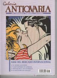 [Revista:] Galeria Antiquaria, 131 (1995).
