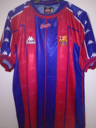 KAPPA FC Barcelona 1997-1998