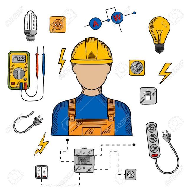 Electricista económico. Instalaciones eléctricas