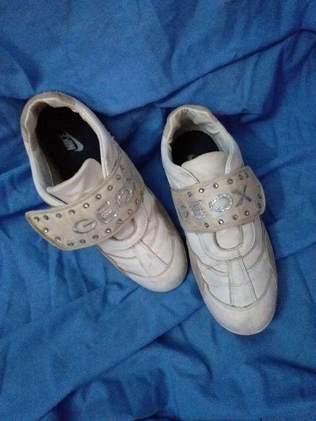 pero no vulgar lindos zapatos bien baratas ZAPATILLAS 38 GEOX de segunda mano por 3 € en Alicante en WALLAPOP