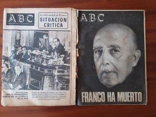 Periódicos antiguos