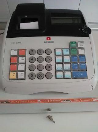 Caja registradora Olivetti ECR 7100.A ESTRENAR