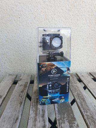 cámara acción nueva