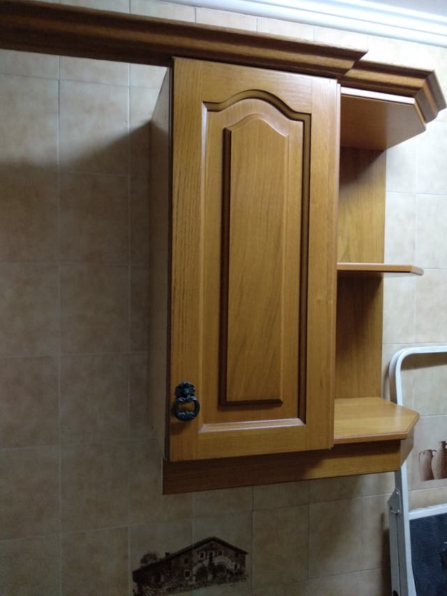 Regalo muebles de cocina de segunda mano en Alcorcón en WALLAPOP