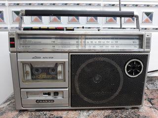 RADIO CASSETTE AÑOS 70-80