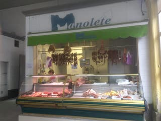 Traspaso de carnizaría Manolete por xubilación