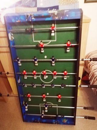 futbolin y billar