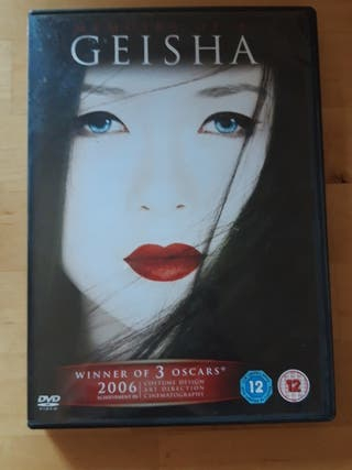 Memoirs of a Geisha DVD VO