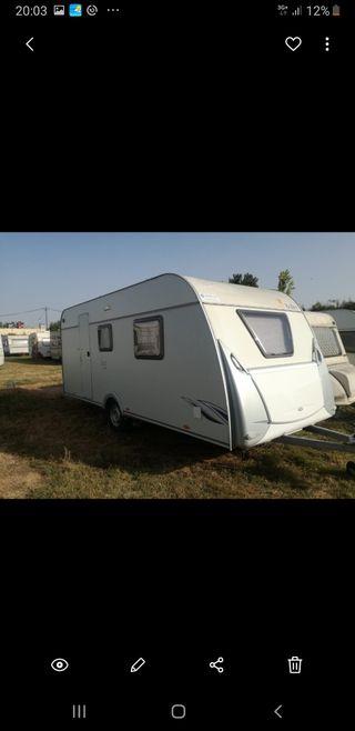 Caravana Sun Roller Jazz 490 PU dos ambientes