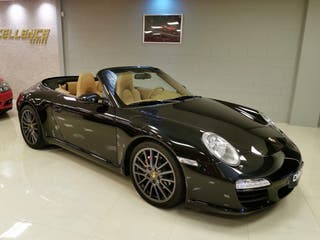 Porsche 911 carera Cabrio 997