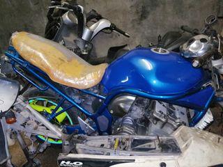 Despiece Suzuki Bandit 600