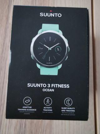 Smartwatch Suunto Fitness 3