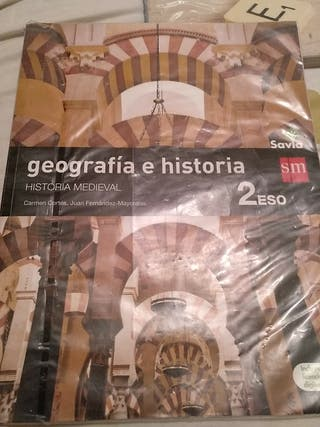 geografía e historia 2 eso sm
