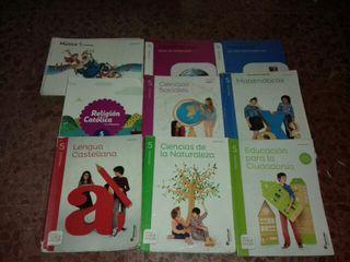 Vendo libros de 5° Primaria Santillana Grazalema