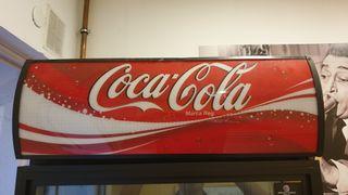 Nevera Expositora VINTAGE Coca-Cola Original