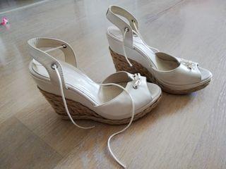 zapato plataforma esparto