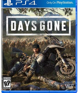 se vende days gone ps4