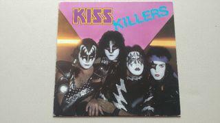 "lp vinilo KISS ""KILLERS"""