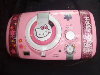 vendo un cachete de hello Kitty