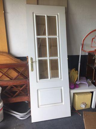 Vendo puertas de madera
