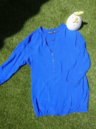 Blusa camisa manga larga Shana talla S