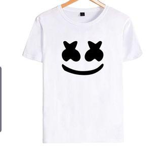 camiseta marshmello fortnite