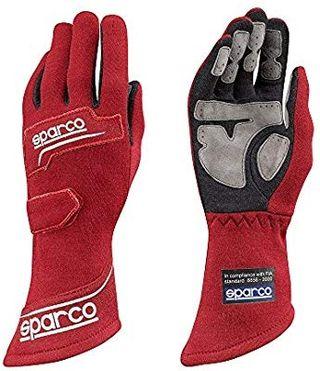 guantes sparco rally fía 8856-2000 ignifugos