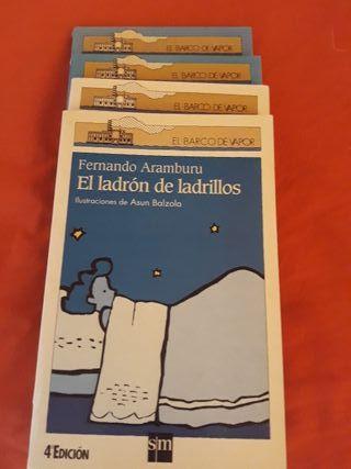 libros infantil editorial el barco de vapor