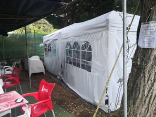 VENDO CARPA PLEGABLE 6X3