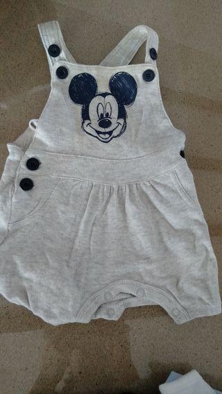 Peto Mickey 0-3 meses
