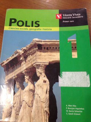POLIS 1 ESO VICENS VIVES