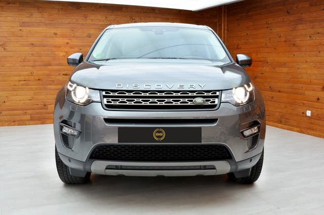 LAND-ROVER Discovery Sport 2.0L TD4 110kW 150CV 4x