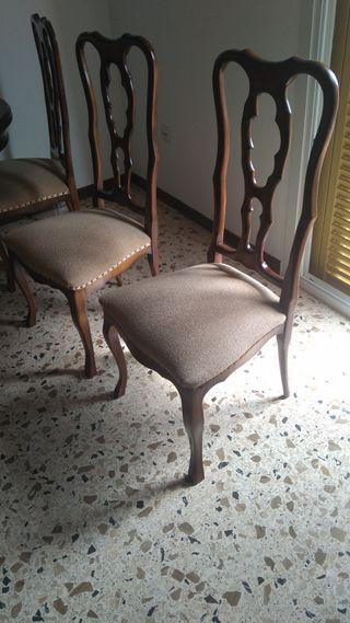 Muebles salon-comedor