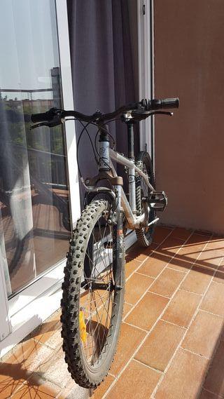 Bicicleta montaña junior 24