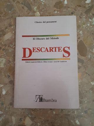 El discurs del Mètode Descartes