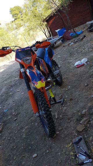 KTM EXC 250 07