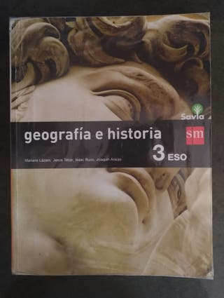 Geografía e Historia. 3 ESO