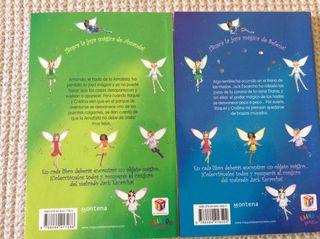 """Libros nuevos de """"la magia del arcoíris"""""""