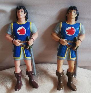 """Figuras PVC """"El Príncipe Valiente"""""""