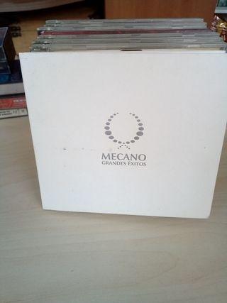 CDs. MECANO.