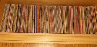 Discos de vinilo