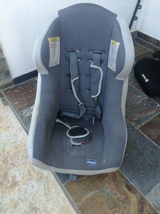 silla de auto de 1,2,3 años
