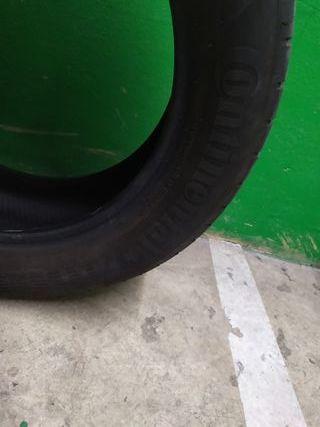 rueda coche continental 225/50/r17 v