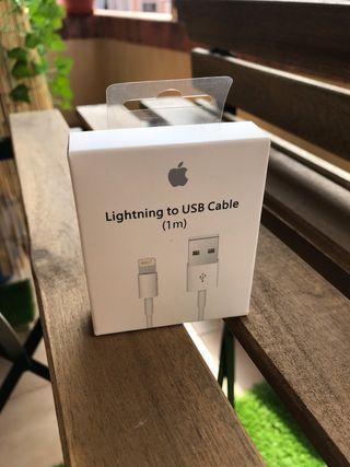 CABLE PARA IPHONE...IPAD LIGHTNING USB NUEVO